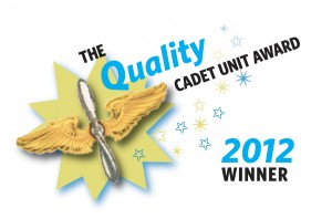 Quality Cadet Unit 2012 Winner